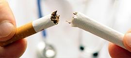 Berhenti merokok – untuk kesihatan kita bersama!